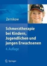Schmerztherapie bei Kindern, Jugendlichen und jungen Erwachsenen.
